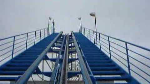 ShockWave (Six Flags Great America) - OnRide