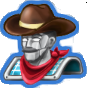 Animated Cowboy