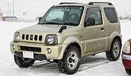 220px-Suzuki Jimny Wide 003