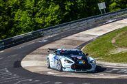 Aston martin azul