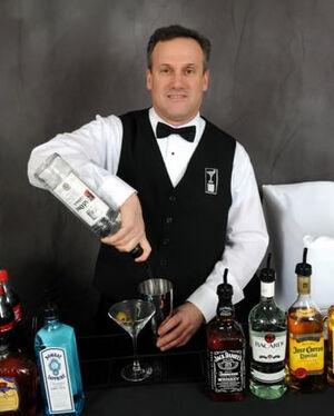 Robert gold bartender
