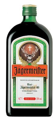 Jagermeister Bottle