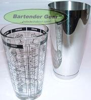 Shaker-glass ss
