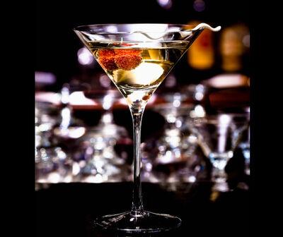 Magie Noir cocktail