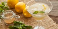 Lemon Absinthe Panache
