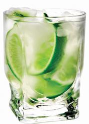 Vodka-gimlet