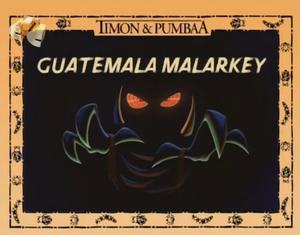Guatemala Malarkey