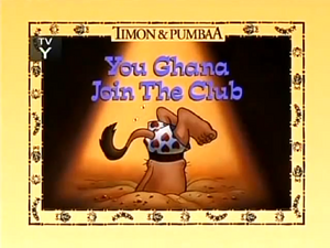 You Ghana Join The Club