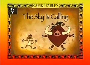 The Sky Calling