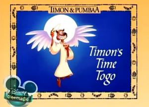 Timon Time Togo