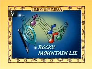 Rocky Mountain Lie