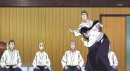 Sakura's martial arts
