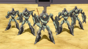 Akatsuki - Revolving-Blade Sword