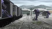 Sutherland Train