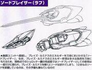 Sketch-Sword Blazer