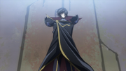 Lelouch revealed as Zero