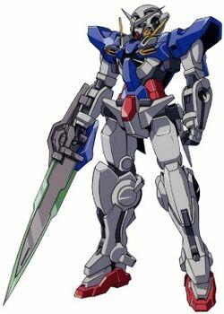 260px-GN-001REII - Gundam Exia Repair II - Front View
