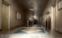 Non-Damaged Hermitage interior
