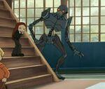 Robot-1-attacking