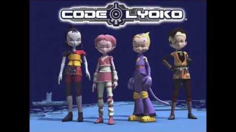 Code Lyoko Bruno Correia versão portuguesa