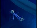 Vertigo Odd swims in the Ice Sector water image 2