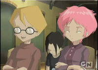 Bad Connection Jeremie and Aelita