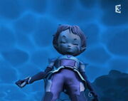 Aelita Looking in the Digital Sea