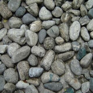 A lot of rocks.