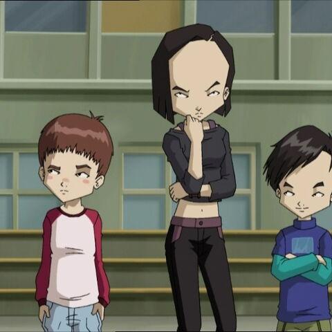 Hiroki and Johnny visit Kadic.