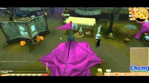 RuneScape evento de Halloween Guía 2011-2012 parte 1.