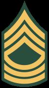 Gabriel's Patch - Master Sergeant I