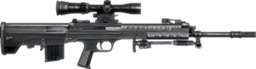 RED DAWN WEAPONS TYPE 88