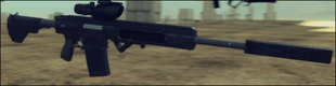 Red dawn weapons HK417