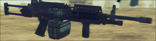Red dawn weapons mk48