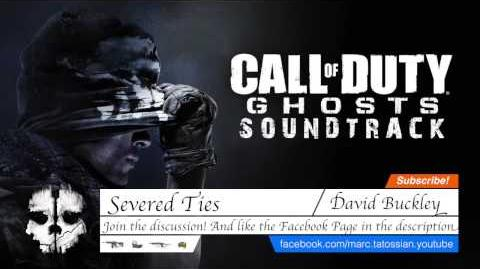 Call of Duty Ghosts Soundtrack Severed Ties