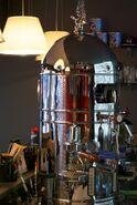 Elektraespressomachine