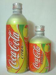 Coca cola citra