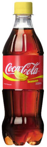 File:Lemon Coke bottle.jpg