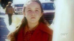 Melanie Campbell in 1975