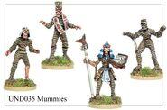 UND35 Mummies