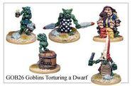GOB26 Goblins Torturing Dwarf (5)
