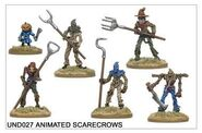 UND27 Animated Scarecrows