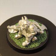 Goblin on dead dwarf 6
