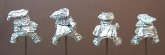 File:IM MDM4 Mounted Dwarf Musketeers Hats and bare heads - rear.jpg