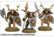 CS004 - Evil Barbarians Warriors 3