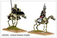 UND40 Undead skeleton Knights
