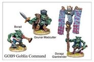 GOB09 Goblin Warriors Command