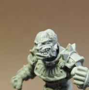 Impact Beastface Chaos Warrior Two-face head