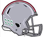 Ohio State Buckeyes Helmet Logo - NCAA Division I
