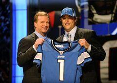 Matthew Stafford 09 NFL Draft
